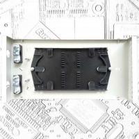 FTTH кутия за 12 оптични заварки